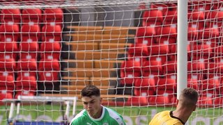 James: Telford draw was a fair result