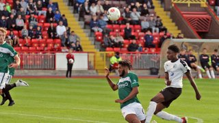 Kayode 'over the moon' after opening Heed account