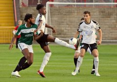 Lees glad to pick up first three points of the season at Kettering