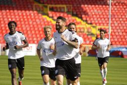 Nelson delighted to net first Gateshead goal in Brackley win