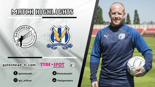 GOALS: Gateshead U19s 5-0 Eccleshill United