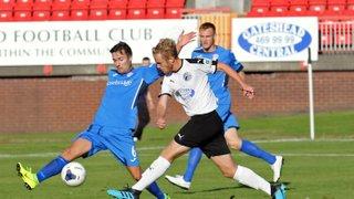 Gateshead 6-0 Ramsbottom United
