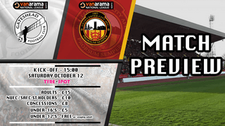 MATCH PREVIEW: Gateshead vs Gloucester City