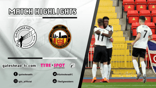 HIGHLIGHTS: Gateshead 1-0 Gloucester City (12/10/19)