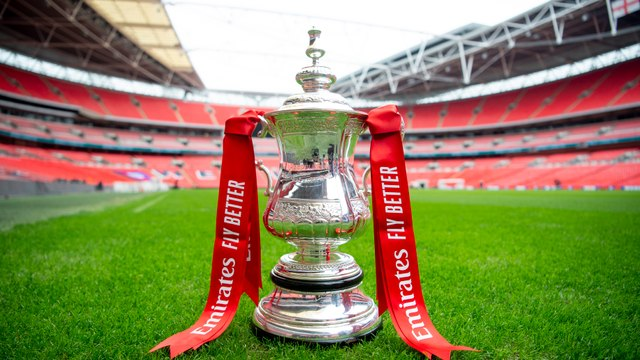 2020/21 Emirates FA Cup and Buildbase FA Trophy details announced