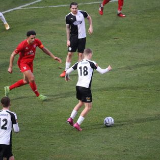 Gateshead 0-1 Kidderminster Harriers
