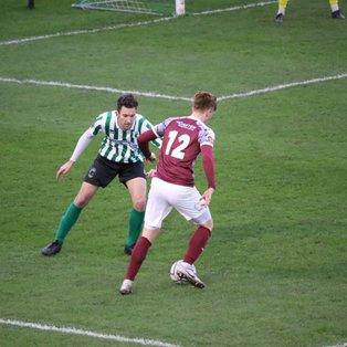 Blyth Spartans 2-2 Gateshead