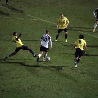 Gateshead 1-0 Guiseley