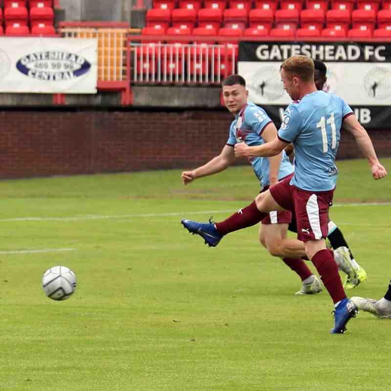 GALLERY | Gateshead 4-1 Newcastle United XI