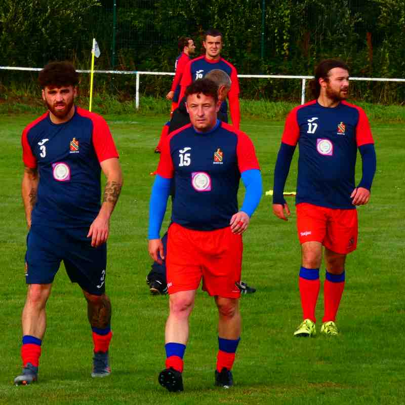Amlwch Town v 1876 - League 11/8/21