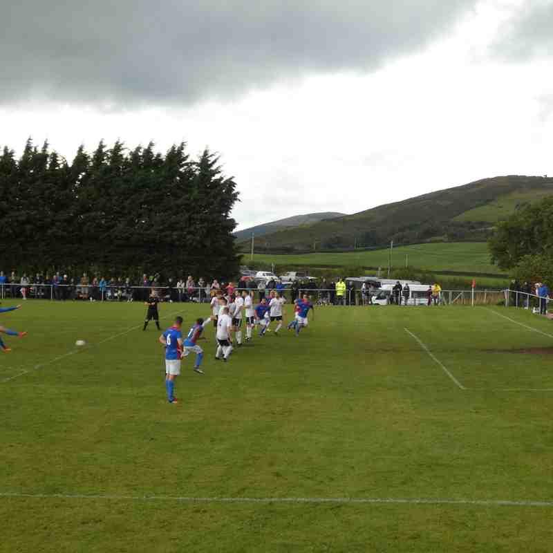 Llanefydd v 1876 - FAW Amateur Trophy Rd 4 - 11/9/21