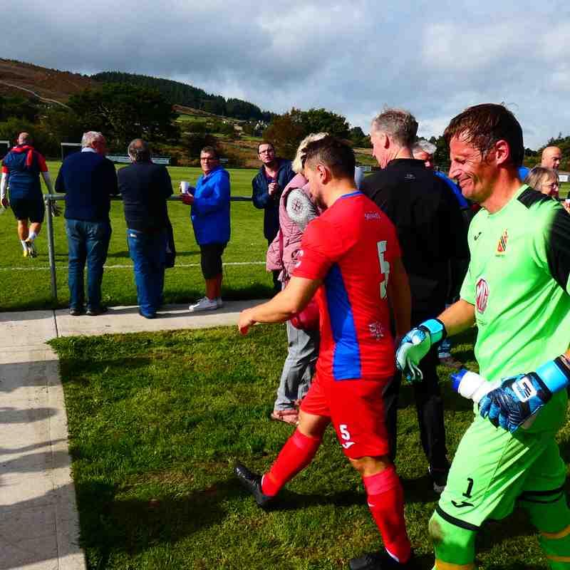 Mynydd Llandygai v 1876 - League - 25/9/21