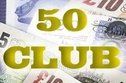 50 Club Winners