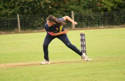 All Round Commitment Secures New Ladies Captain Her First Win