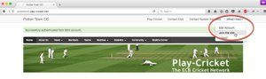 How To Become A Member Of FWOECC On PlayCricket