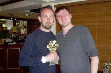 First Team Manager's Player of the Season: Graeme Bellamy