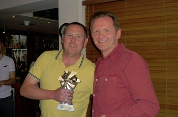 Over 35's Players player winner