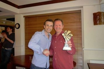 Over 35's Manager's Player of the Season