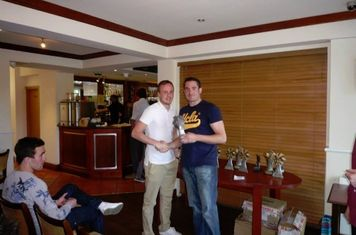 Bankers Pavillion Players' Player of the Season: Kieran Moore