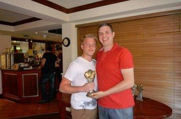 Reserve Team Golden Boot: Matt Hunt