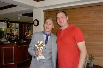 Reserve Team Manager's Player of the Season: Craig McIntyre