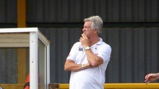 Romford V Hullbridge FA Cup 19th August