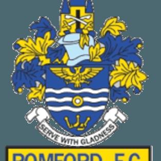 Wroxham 8 (3) - (0) 0 ROMFORD attendance 162 - Trafford Park