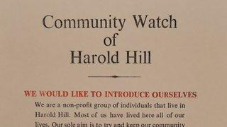Volunteers making Harold Hill safer