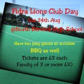 Fidra Lions Club Day