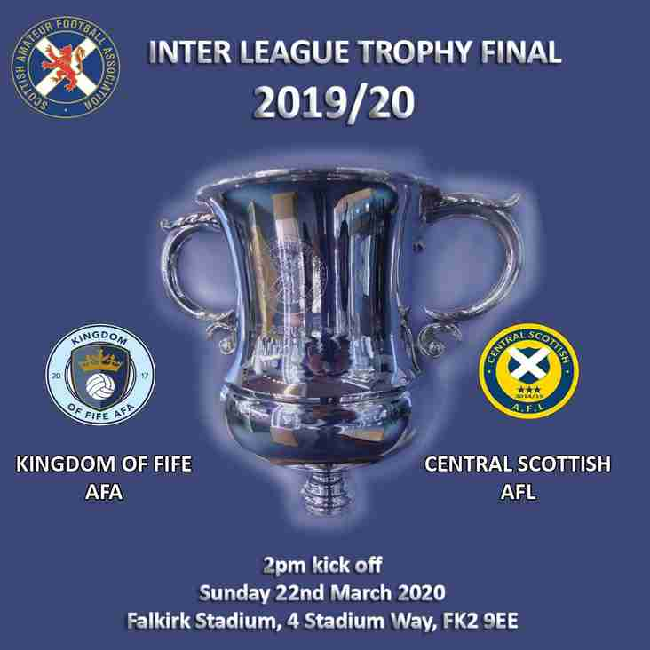 SAFA Inter League Trophy Final