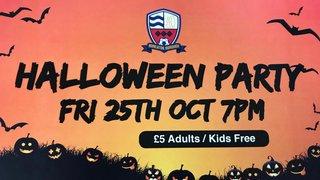 Spooktacular Family Halloween Party