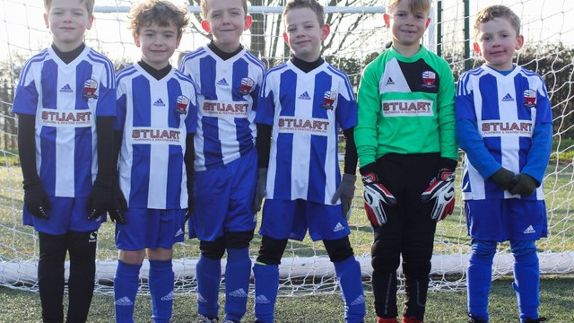 Nuneaton Borough U8's