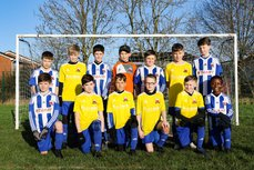 Nuneaton Borough U13's