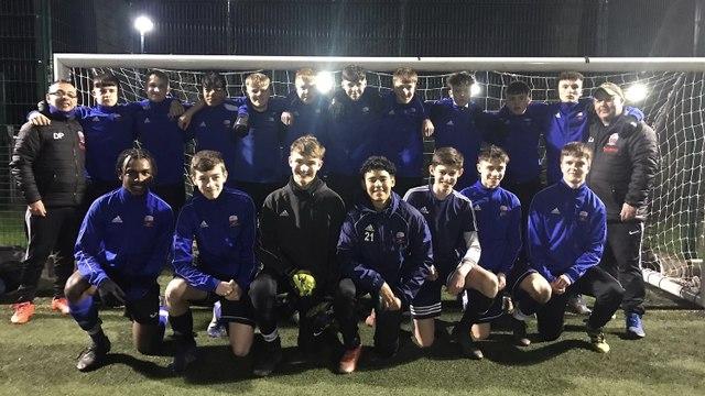 Nuneaton Borough U18's