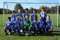 Nuneaton Borough U11's