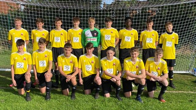 Nuneaton Borough U16's