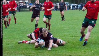 RHRFC vs Harlow 4th November 2017