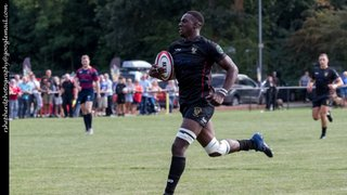 RHRFC vs HACRFC 15th September 2018