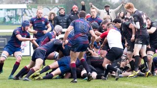 ROCHFORD FINISH HOME CAMPAIGN WITH HARD FOUGHT WIN