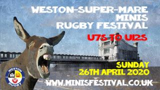Minis Rugby Festival 26th April 2020