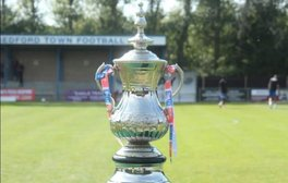 Eagles downed in the FA Cup