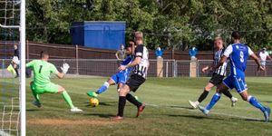 Eagles steal a point from Corby