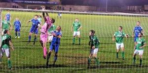 Goalless at Chesham as Eagles and Ducks share the spoils