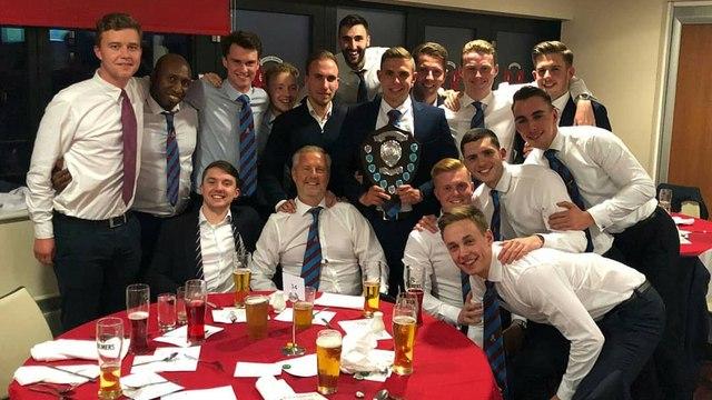 Old Parmiterians FC Club Supper & Awards 2020