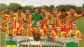 Success On A Plate and Great Sign Off For Our U14s
