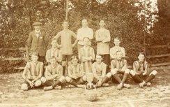 Lingfield Vets Team