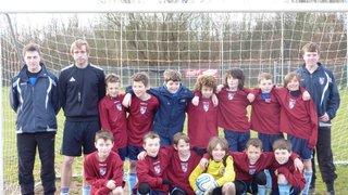 U11 Youth v Waddon Wanderers