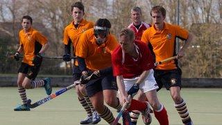 Men's II's vs Alton 22nd March 2014