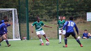 Sithole hat-trick as United thrash Danson