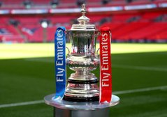 FA Cup V Roman Glass St George FC, Sunday 11th August